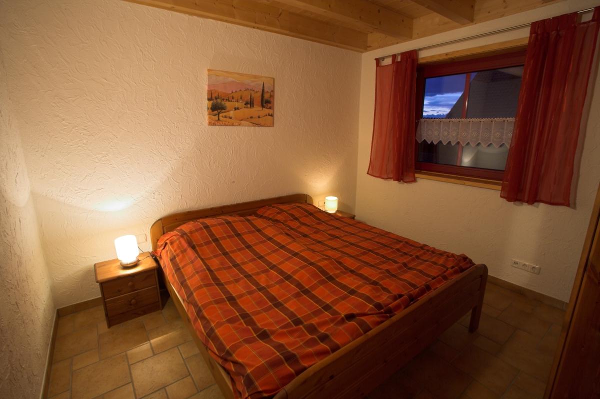 Das Schlafzimmer - Eifeler Ferienhaus Linden - Blankenheim Eifel
